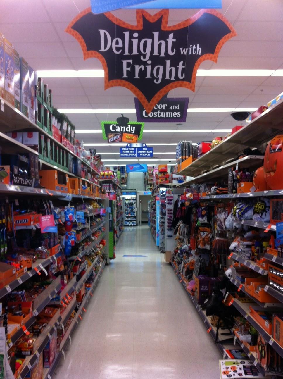 halloween shopping with walgreens balancerewards - Walgreens Halloween Decorations