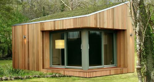Jardinitis consejos para la instalaci n de una casita de - Casas de madera de jardin ...