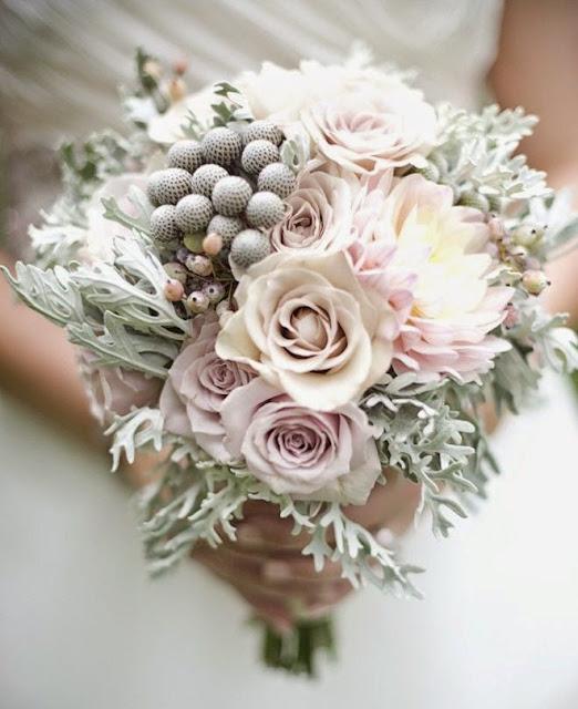 Inspiración para bodas de invierno