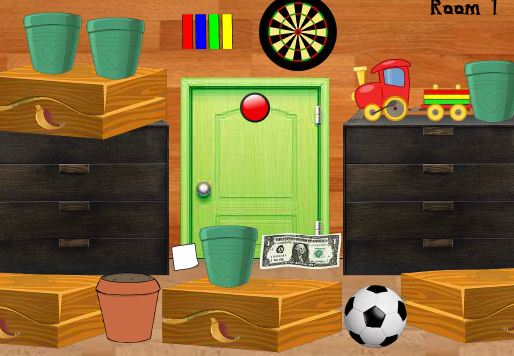 Play CoolGames8 Room 1 Escape