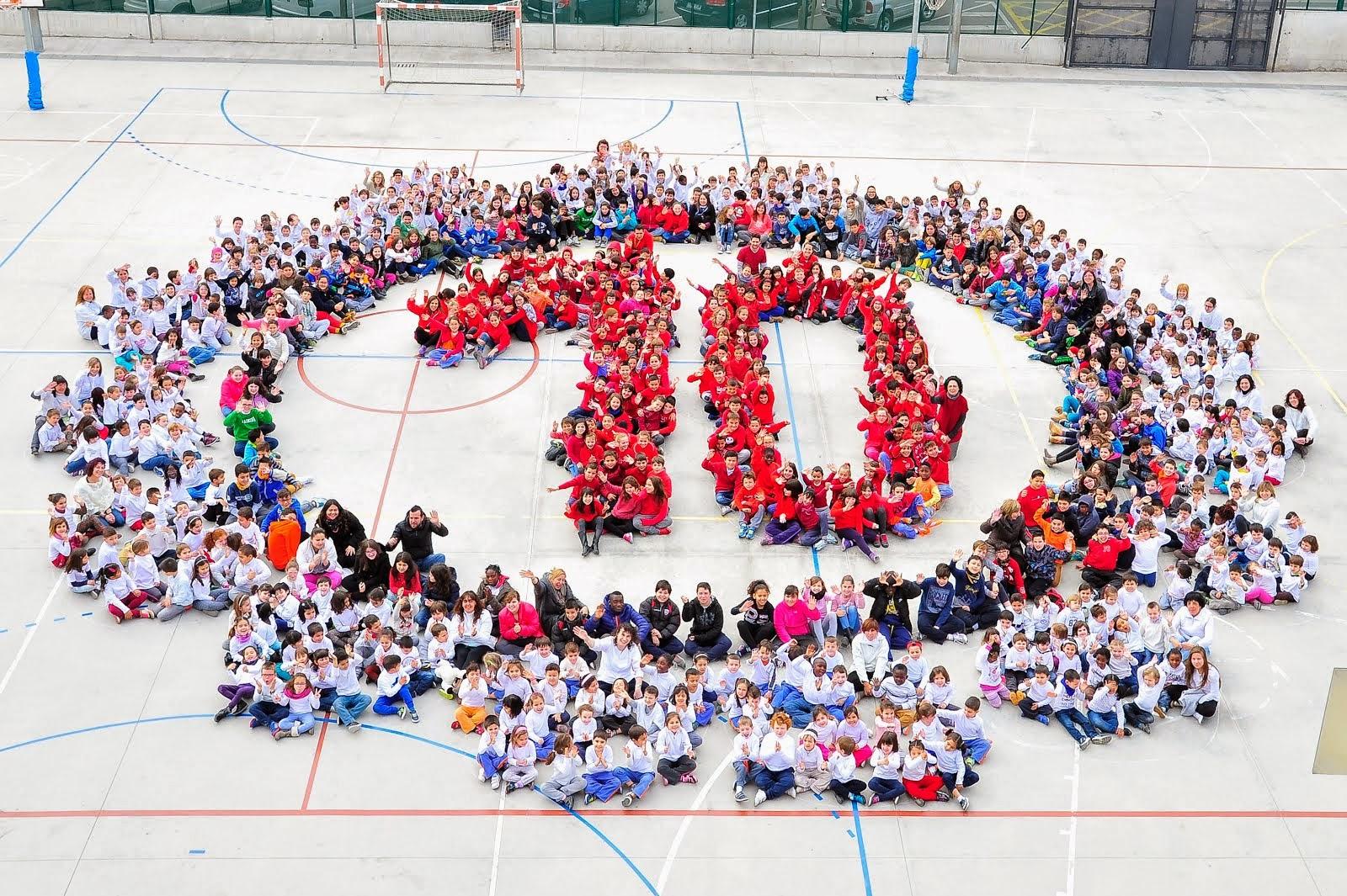 10 anys d'Escola Mercè Rodoreda