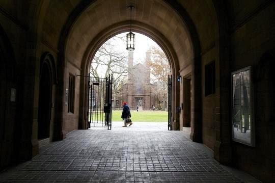Senarai 10 top universiti di dunia 2014