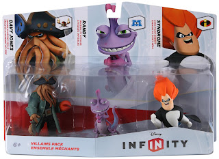 Disney Infinity Pack Villanos