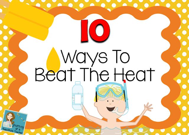 10 ways to beat the heat