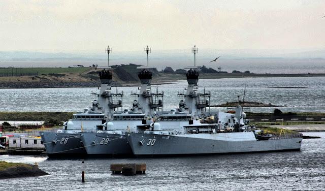 Kemhan Kirim Tim Survei Pembelian Kapal Tempur ke Inggris