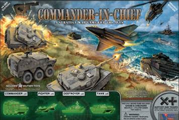 ACD Distribution Newsline: New Strategy War Game