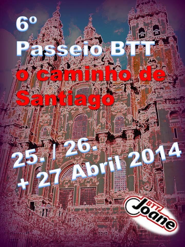 6º Caminhos de Santiago