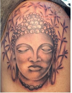 Buddha Girl Tattoos