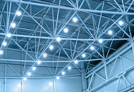 Электроснабжение осветительных установок
