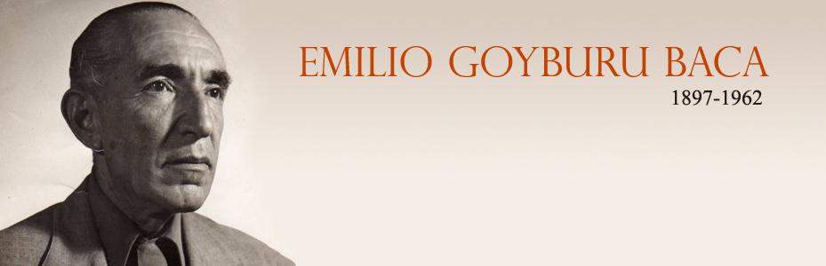 Emilio Goyburu Baca
