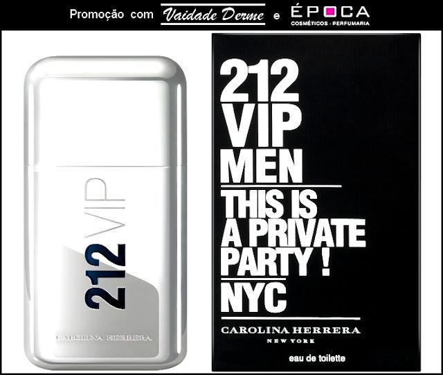 Promoção 212 Vip Men | Para Um Final de Ano Inesquecível