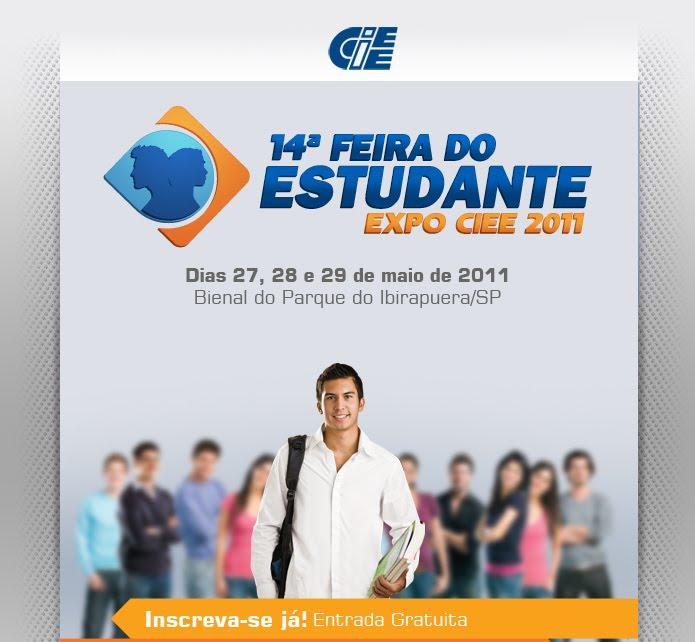 14°FEIRA DO ESTUDANTE 2011