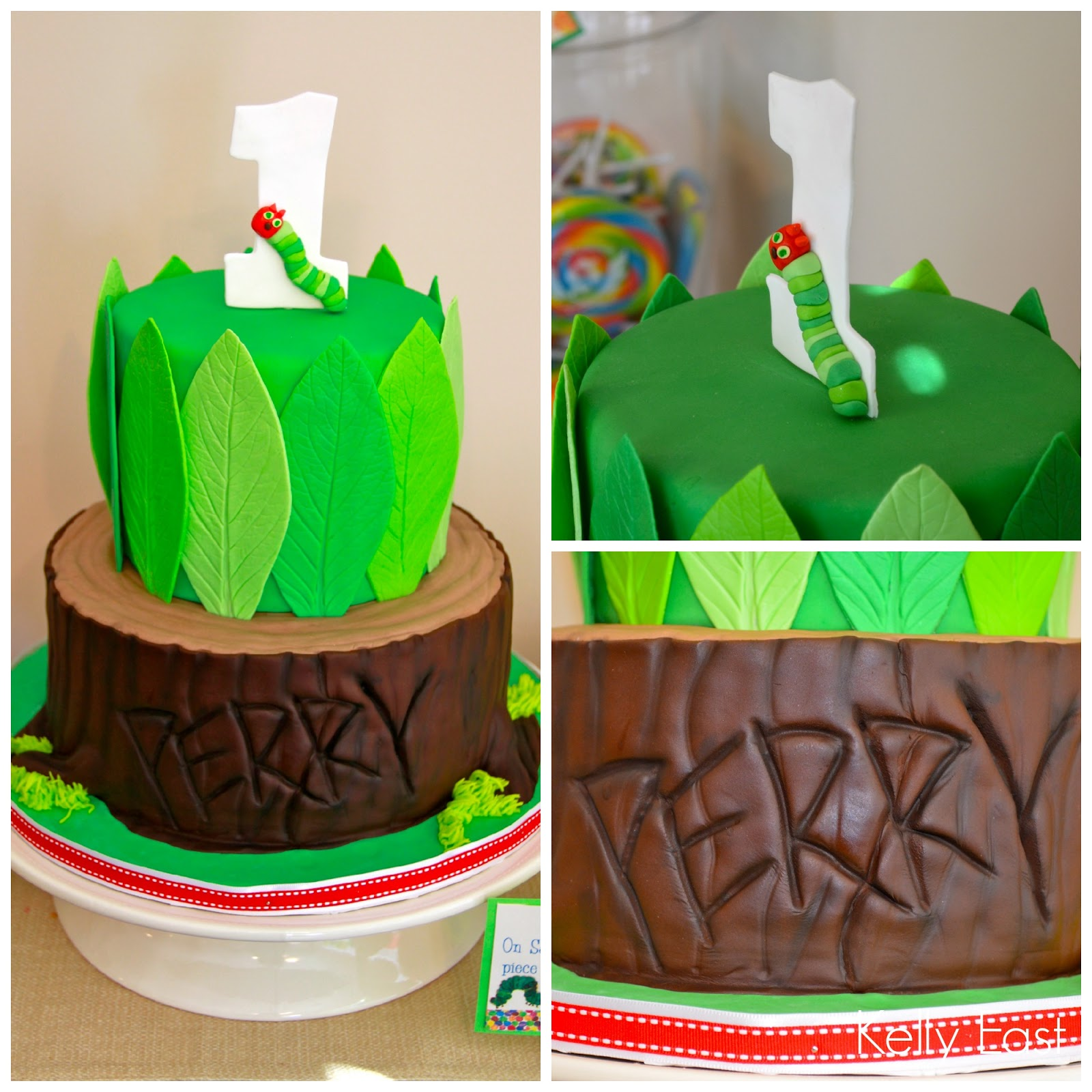 A Very Hungry Caterpillar Birthday The Details Creative In Color