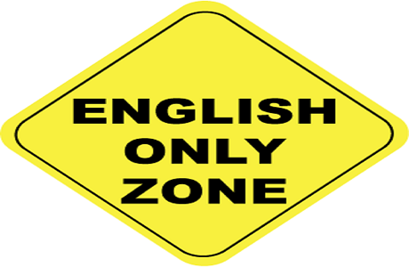 english only essay The english-only debate heats up again as a sharp increase in the number of americans who speak english as a second language—or don't speak it.