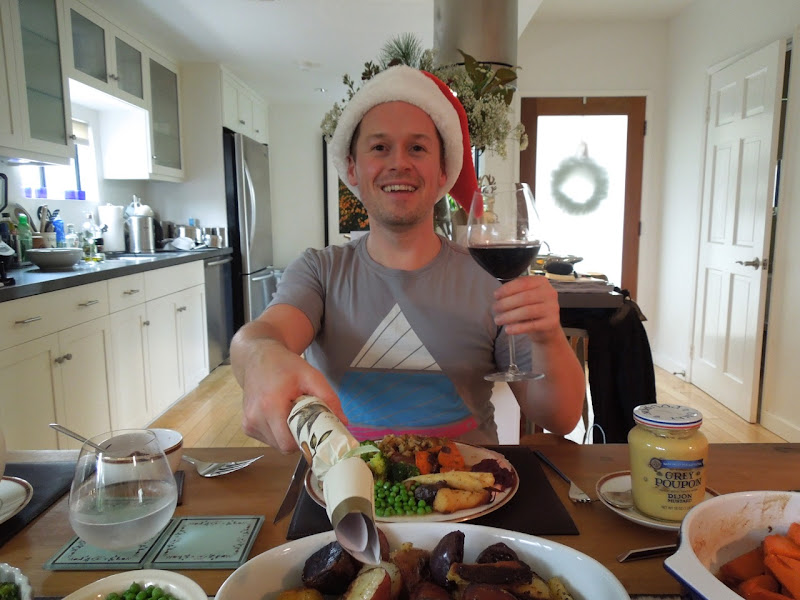 Christmas Day dinner