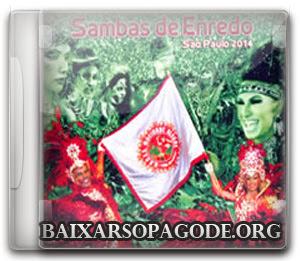 CD Sambas de Enredo 2014 - Sao Paulo