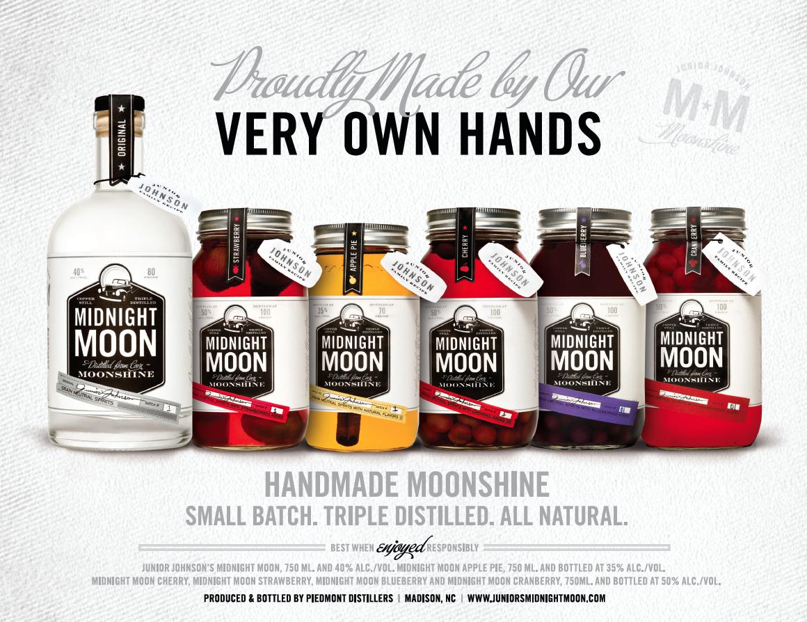 Moonshine Jar Labels