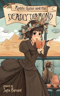https://www.goodreads.com/book/show/26817833-maddie-hatter-and-the-deadly-diamond
