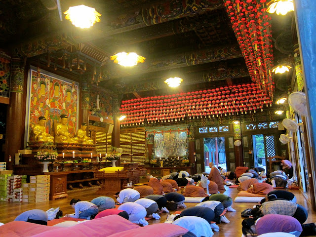 Bongeunsa Temple, seoul
