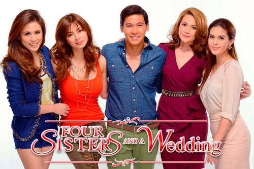 Four Sisters and A Wedding Gross P120 Million in 2 Weeks