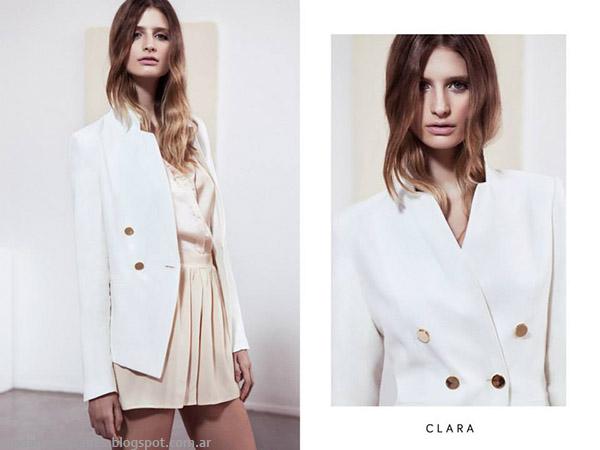 Clara looks primavera verano 2015. Moda 2015.