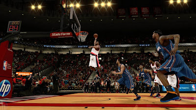NBA 2K12 Screenshots 2