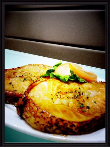Culinary kitchenette baked cod by vanessa tay for Baking cod fish