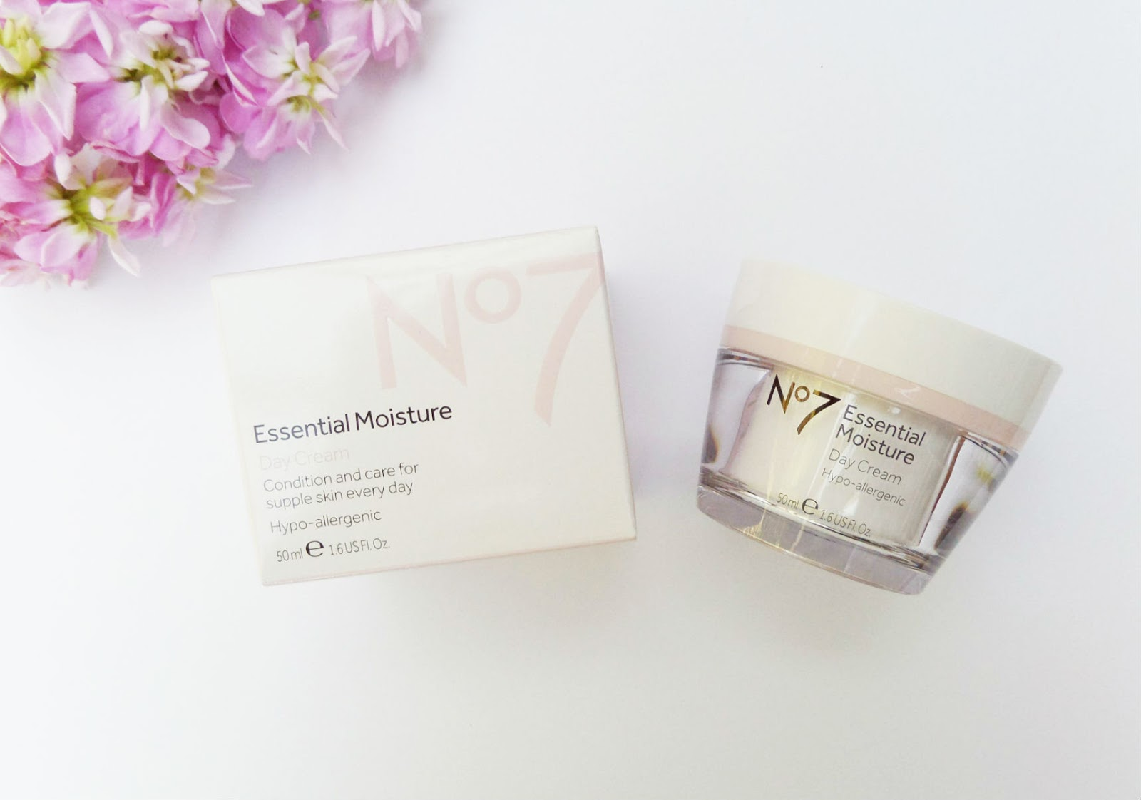 No 7 Essential Moisture Day Cream Review