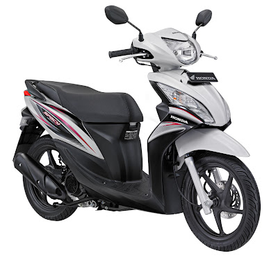 2011 Honda Spacy White Series