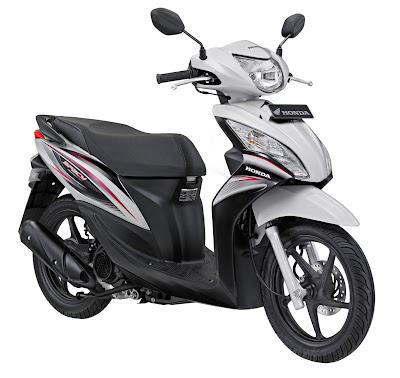 2011 Honda Spacy White Series