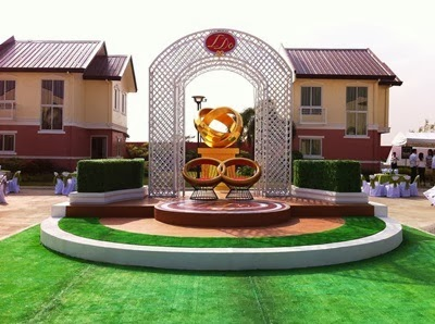 Spell grand! The 'I Do' Village built especially for the ABS-CBN reality show