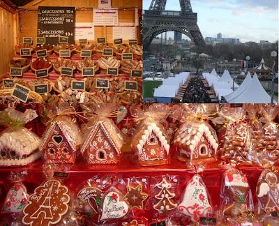 Positive eating positive living les march s de no l de - Marche de noel de paris ...