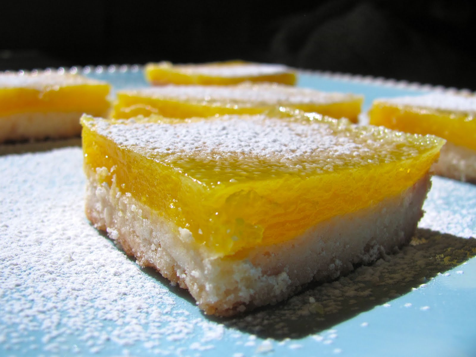 ... much...: Vegan Lemongrass-Lemon Bars, with Coconut Shortbread Crust