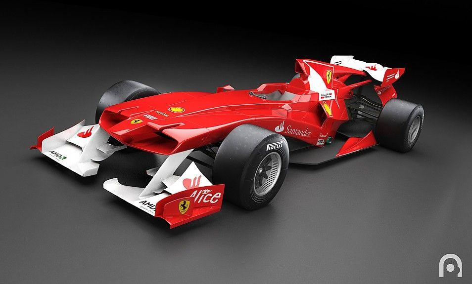 Impacientes por el nuevo Ferrari ~ El Alma del Motor