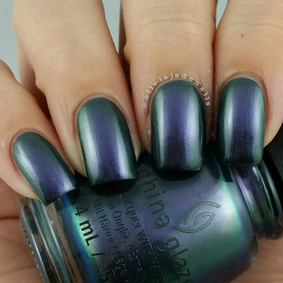 Olivia Jade Nails: China Glaze The Great Outdoors Collection ...