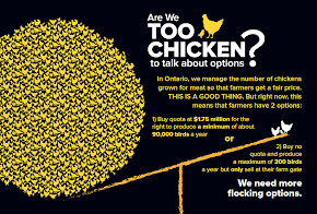 Flocking Options for Small Scale Farmers