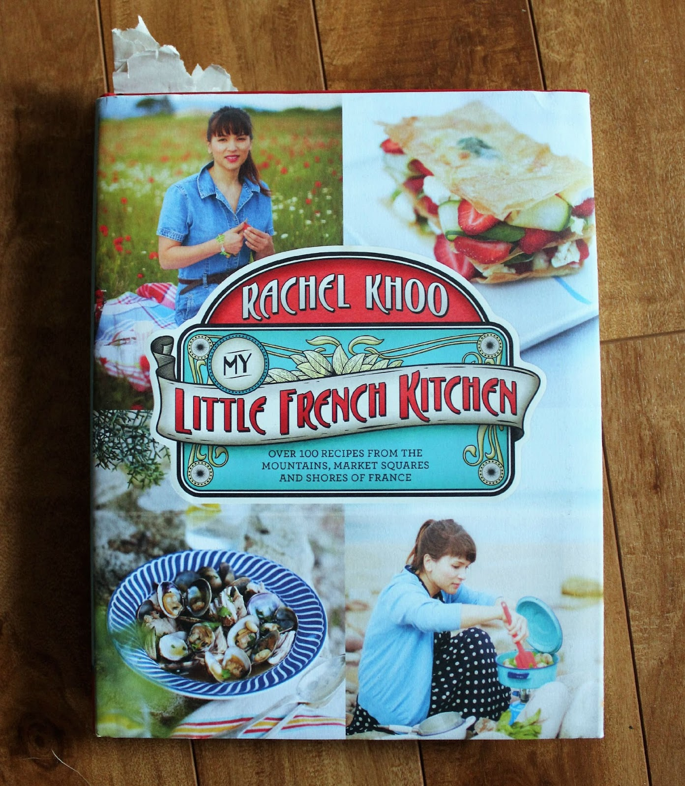My Little French Kitchen By Rachel Khoo
