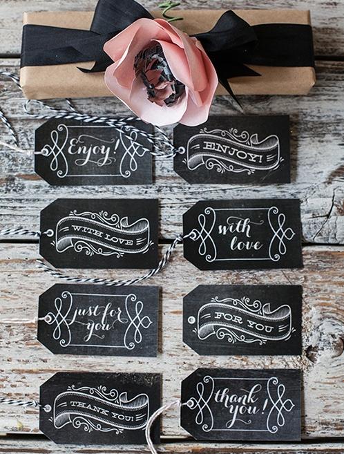Wedding Gift Tag Maker : Pues estamos de suerte, ya que podemos elegir la que mas nos guste ...