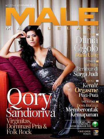Download MALE Edisi 005 - Qory Sandioriva