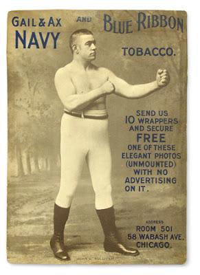 John L Sullivan poster