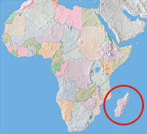 What time is o 39 clock Madagascar