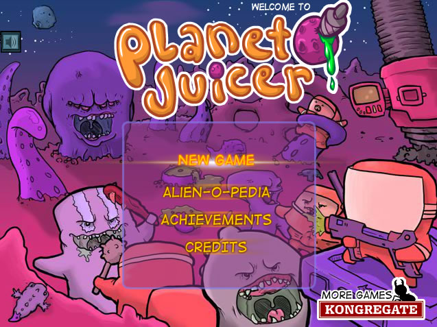 Unblocked Game : Planet Juicer