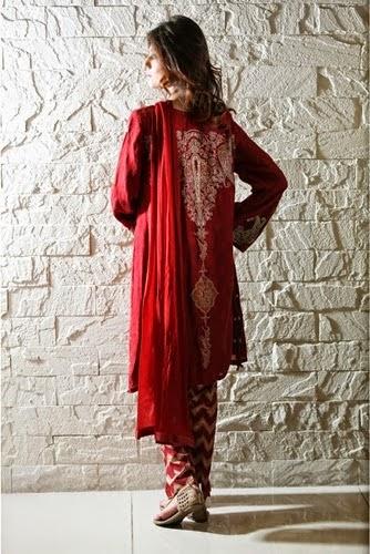 Maria B Eid Midsummer Dresses