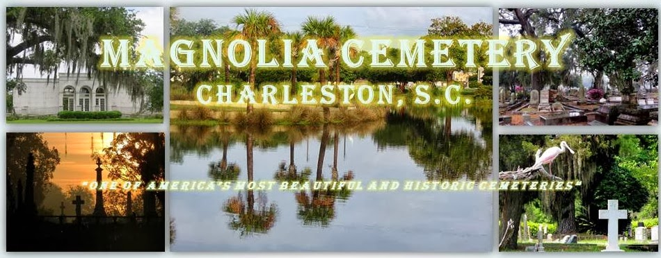 Magnolia Cemetery, Charleston, S.C.