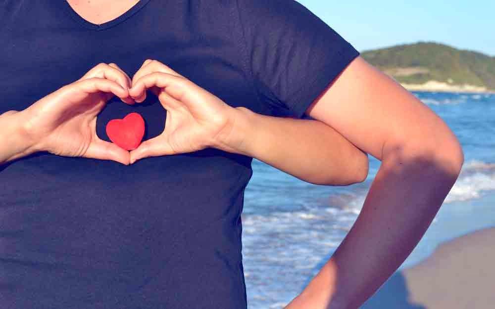 Cuida tu corazón siempre