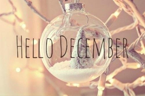 Image result for hello december