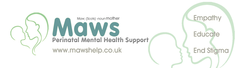 Maws Perinatal Mental Health Support