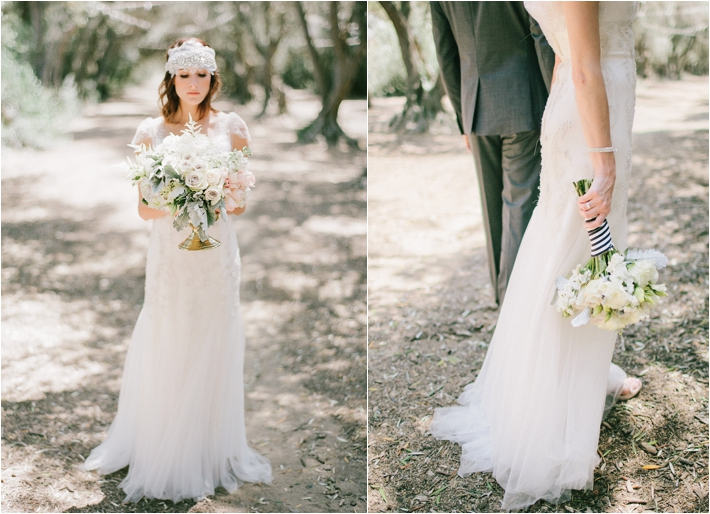 Whimsical Olive Grove Wedding Inspirational Shoot At