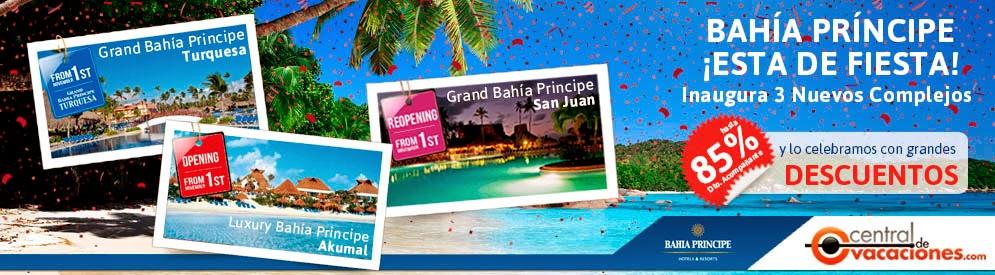 Fiesta en Bahía Príncipe