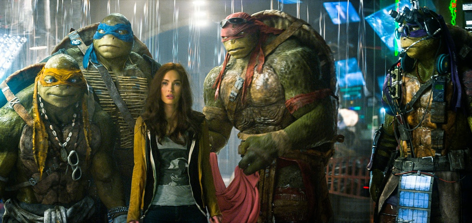 Paramount anuncia sequência de As Tartarugas Ninja para 2016